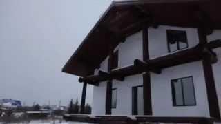 Энергоэффективный дом из соломы