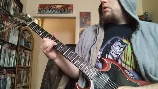 Black Mass - Danzig (Guitar Cover)