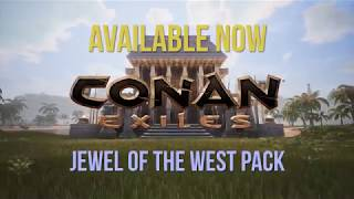 VideoImage1 Conan Exiles - Jewel of the West Pack