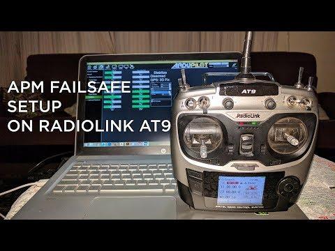 throttle-failsafe-setup-on-radiolink-at9