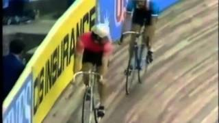 1982 World Track Championship - Sergei Kopylov - Sprint Semi Final