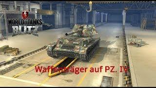 WT Auf Pz IV - World Of Tanks Blitz