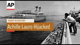 Achille Lauro Hijacking   1985   Today In History   7 Oct 17