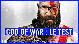 TEST GOD OF WAR, bouleversant ou déroutant? (SANS SPOILER) I PS4 Pro