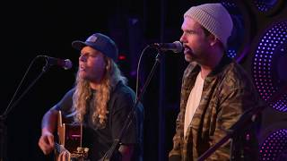 "The Dirty Heads Perform ""Vacation"" In The HD Radio Sound Space"