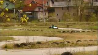 preview picture of video 'Gokart steza Štore 31.3.2012'