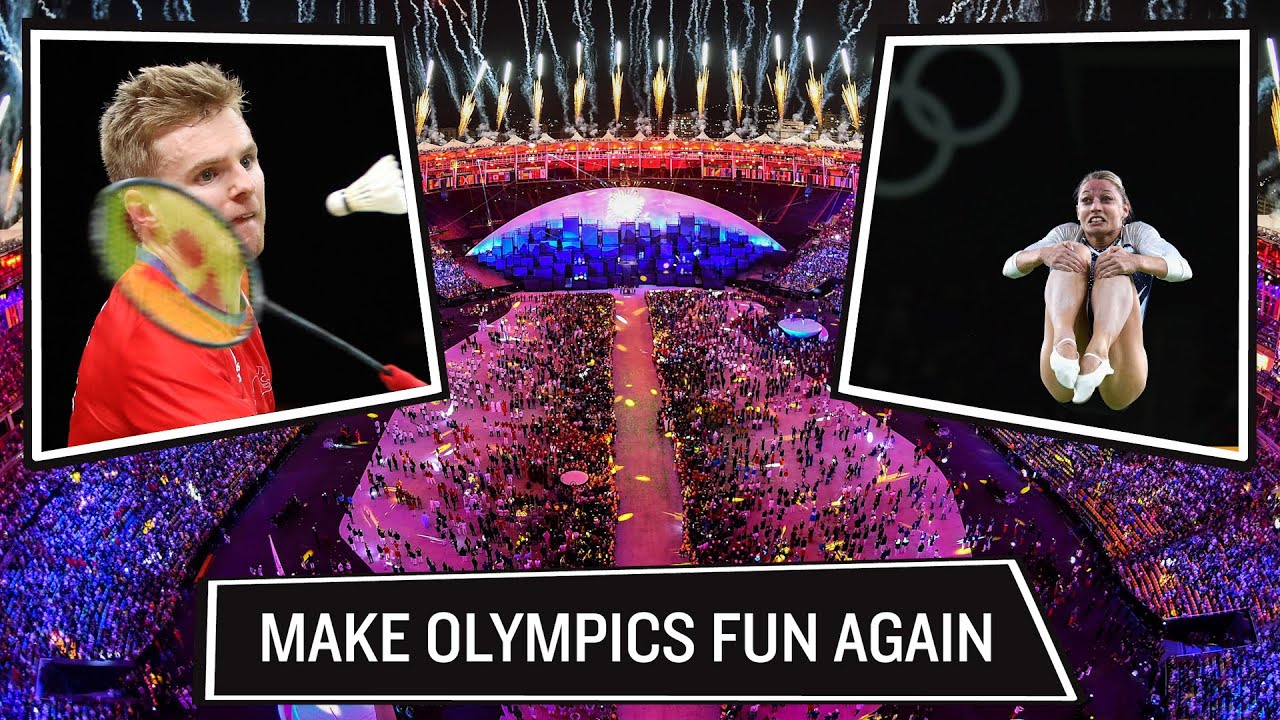 How to make the Olympics better | Rio Olympics 2016 thumbnail