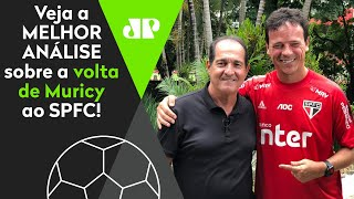 Veja a melhor análise sobre a volta de Muricy ao São Paulo