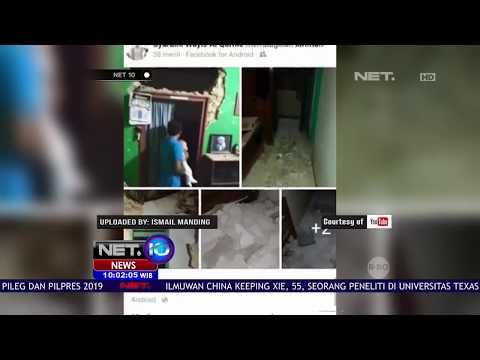 Gempa berkekuatan 6 3SR Guncang Situbondo   NET10