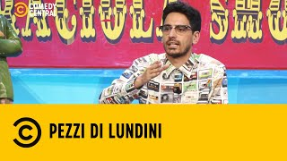 Pezzi di Lundini - Il Salotto Con Michela Giraud - Comedy Central