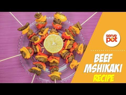Learn How To Fry A Juicy Beef Mshikaki
