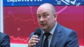 Алексей Чурсинов намерен бороться за должность мэра Великого Новгорода