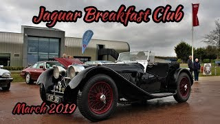 Jaguar Breakfast Club - March 2019