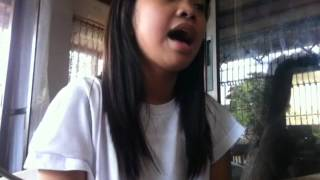 Grow old with you (cover by: Arianne joaquin)