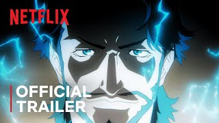 Super Crooks   Official Trailer   Netflix