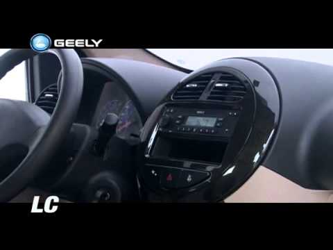 Geely LC Video