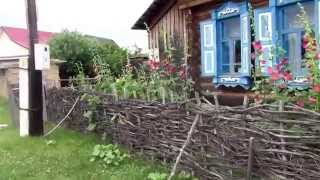 Поездка на горный Алтай (июль 2015).Дом матери Шукшина В.М.