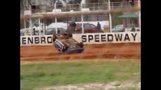 Ellenbrook Speedway | Brad Smith Rollover
