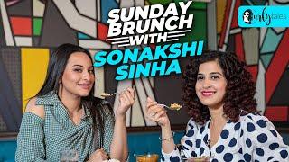 Sunday Brunch With Sonakshi Sinha X Kamiya Jani | Curly Tales