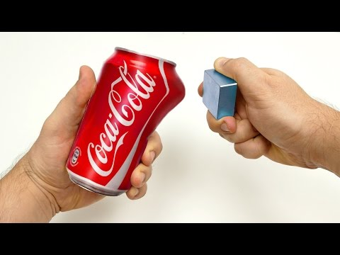6 Amazing Lifehacks with Magnets (Experiment At Home)