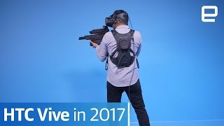 HTC Vive in 2017: Hands-On - Video Youtube