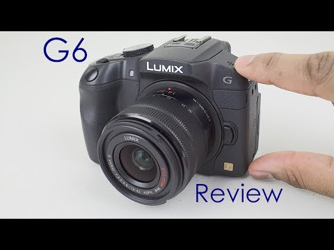 Panasonic G6 Review   with Video Test