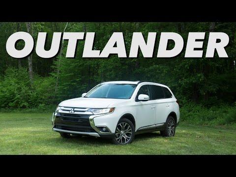 2016 Mitsubishi Outlander Quick Drive | Consumer Reports