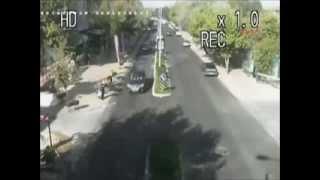 Edirne mobese ve trafik kameraları tarafından kaydedilen görüntüler