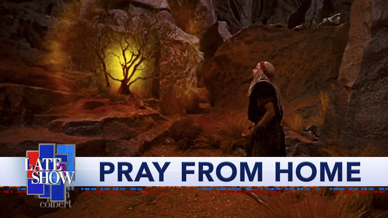 This Year, Consider Praying From Home thumbnail