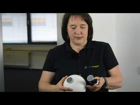 Laserscanner Zubehörsystem von Laserscanning Europe