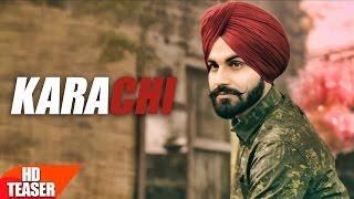 Teaser  Karachi  Jagmeet Brar  R Guru  Full Song Coming Soon  Speed Records