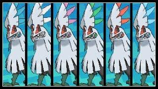 Type: Null  - (Pokémon) - FULL SILVALLY MEMORY DRIVES TEAM!