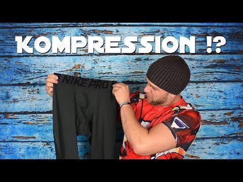 Funktionskleidung & Kompressions Tights - warum und wofür !?