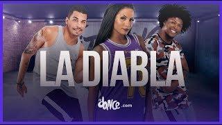 La Diabla   Alex Sensation, Nicky Jam | FitDance Life (Coreografía) Dance Video