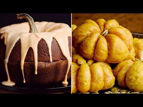 Pumpkin Recipes | Pinterest Halloween Recipes | DIY Easy Halloween Treats by So Yummy