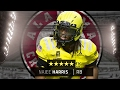 Alabama Signee Profile: Najee Harris