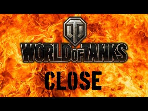 World of Tanks - Close