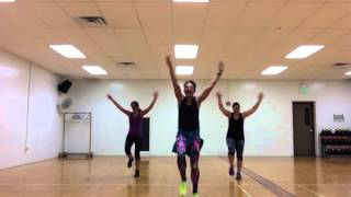 El Taxi by Pitbull Zumba Dance Fitness with Laressa Webb