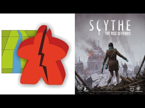 The Broken Meeple - Scythe: Fenris Review (Spoiler Free & Spoiler Sections)