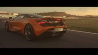 McLaren 720S modeli Büyüledi