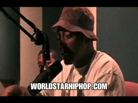 Cassidy 6 Minute Acapella Freestyle Off The New Wire DVD!