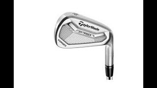 TaylorMade P770 Iron review by Mark Crossfield