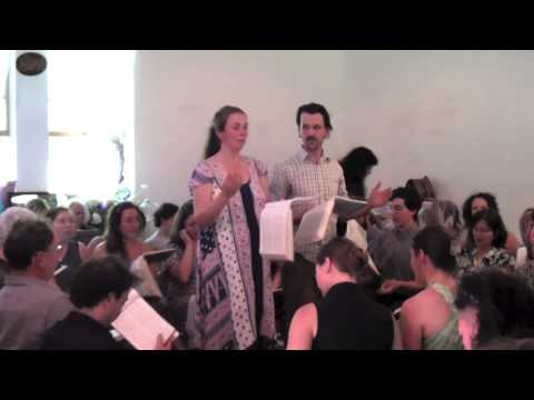 Shenandoah Harmony ShH 86 Song of Moses K&D Wedding