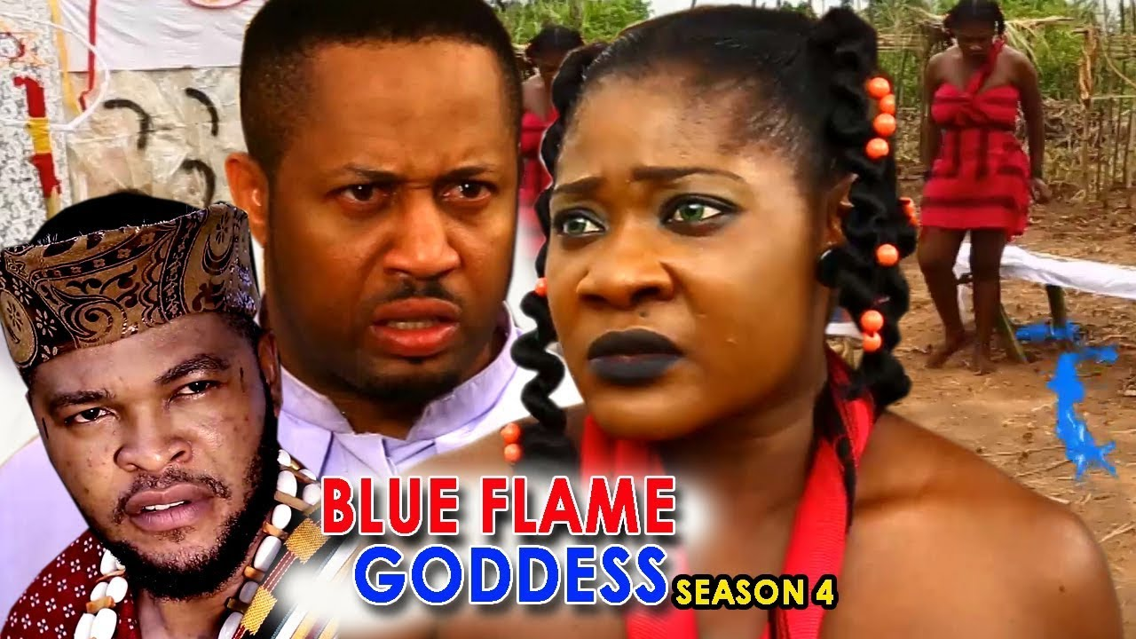 Blue Flame Goddess (2018) (Part 4)