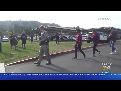 Investigators Trying To Determine What Led To California School Shooting