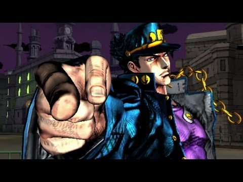 Im Sure Many People Have Been Looking Forward To A New Jojo Game Since The Dreamcast Era Finally We Get Another One