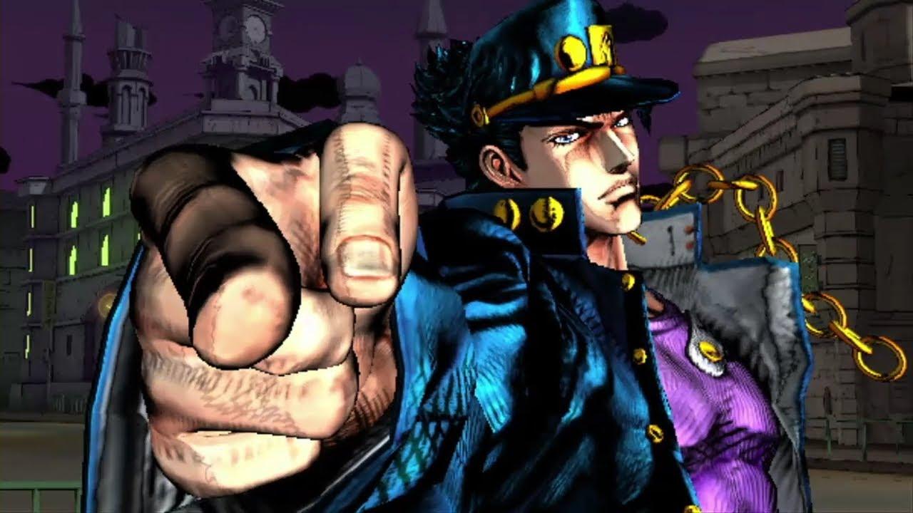 Namco Bandai Announces New JoJo's Bizarre Adventure Game