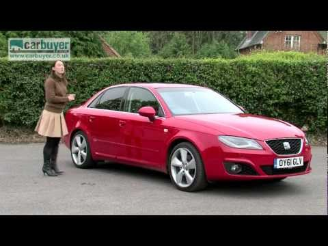 SEAT Exeo Car Review Video