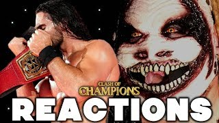 WWE Clash Of Champions 2019 Reactions