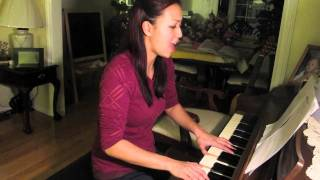 """WEEK 4 - """"That's How Strong My Love is"""" by Alicia Keys cover"""